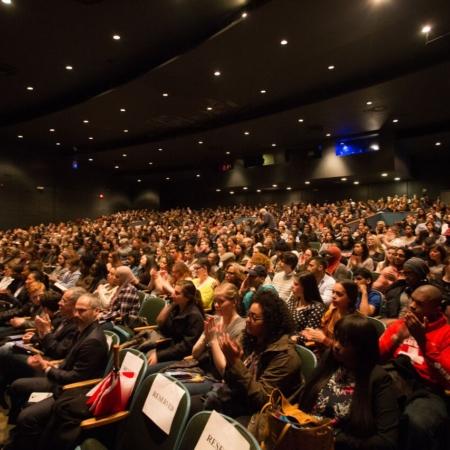 Audience at Trevor Noah TT