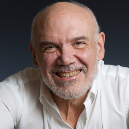 Bruce Coville – credit Charles Wainwright
